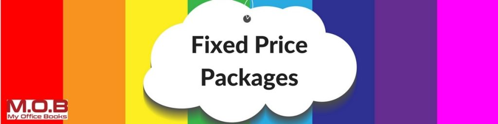 Fixed Price Bookkeeping for your budget and requirements