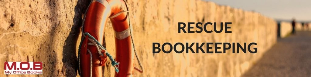 Rescue Bookkeeping for your busness