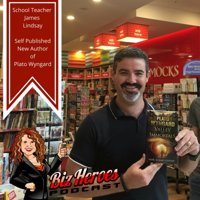 James Lindsay Grade Six School Teacher to Author