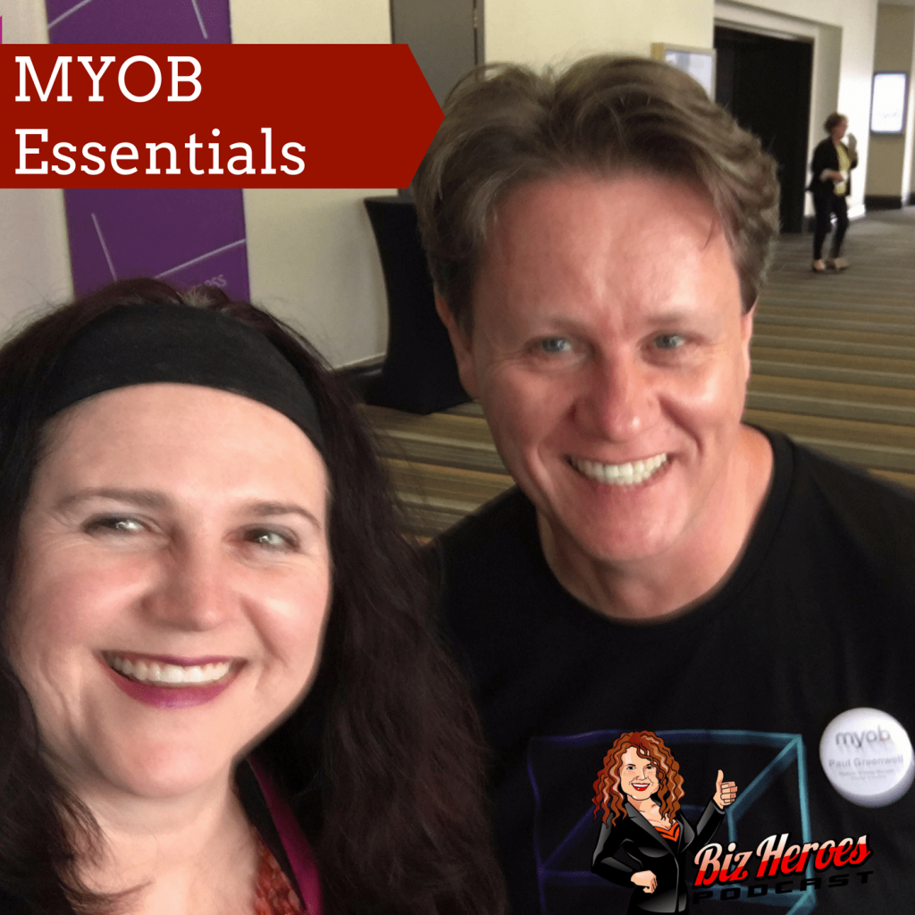 Myob Essentials with Paul Greenwell