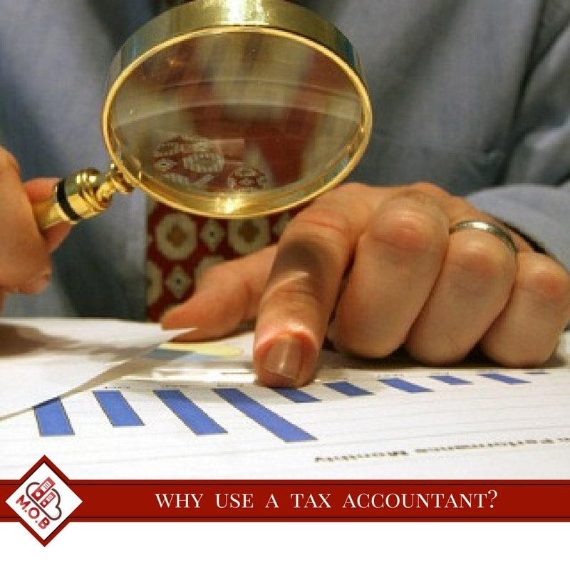 Its smart to use a tax accountant