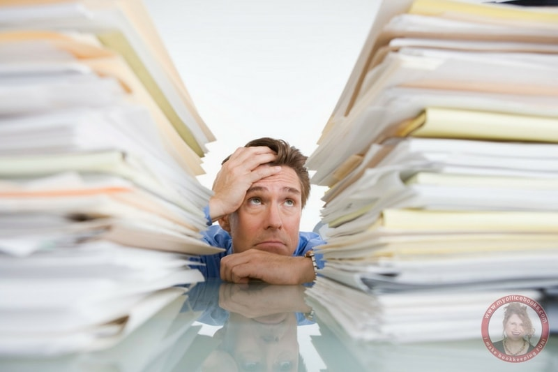 tax mistakes to avoid - Poor record keeping