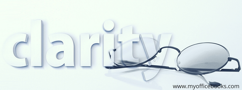 Clarity with your Business blog